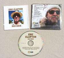 ERIC CLAPTON - OLD SOCK / CD ALBUM (ANNEE 2013)