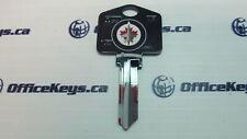 Winnipeg Jets Key Blank WR5 (Weiser) Keyway