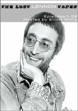 The Lost Lennon Tapes - COMPLETE - John Lennon - Westwood One Radio Broadcasts!!