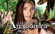 Ang Lihim ni Annasandra Complete Set Filipino TV Series DVD teleserye