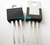 10PCS LM337T IC REG LDO NEG ADJ 1.5A TO-220 NEW