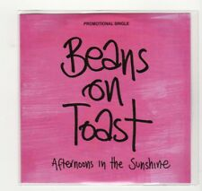 (HU451) Beans On Toast, Afternoons In The Sunshine - 2016 DJ CD