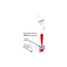 Plastics 2000 Lexan Sheet Polycarbonate 030 132 Thick Clear 12 X