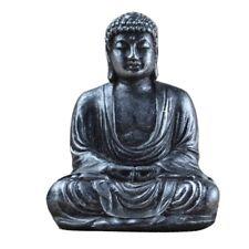 1PC Buddha Statue Sculpture Meditating Antique Style Home Decor Ornament