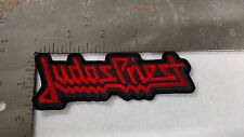 Judas Priest Embroidered Patch IRON-ON or SEW ON NEW USA SELLER FAST DELIVERY!