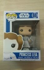 Funko Pop Star Wars Princess Leia 04 CARRIE FISHER Free shipping&1 pop protector