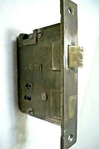 Antique Brass Russwin  # 128 Mortise Lock