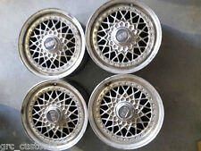 "VW GOLF MK1 MK2 MK3 BBS RS064 3 PIECE SPLIT RIMS ALLOY WHEELS 15"" 5X112 7J ET37"