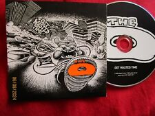 O, The ‎– Get Wasted Time Polydor ‎– eau 1 Promo UK CD Single