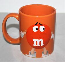 M&M M&M'S Smarties Kaffee Becher Tassen Henkel Cafe orange Männchen Figur NEU