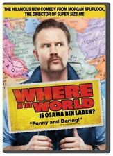 Where in the World Is Osama Bin Laden? [DVD] [2008]