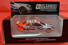 1/43 #22 JAMES COURTNEY'S YEAR 2014 HOLDEN RACING TEAM TOLL HOLDEN VF COMMODORE