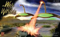 Pegasus 9002 War of the Worlds War Machines Attack 1/144 Scale Diorama Kit