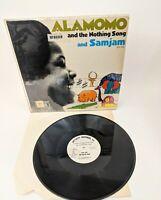 Hap Palmer Alamomo & The Nothing Song and Sam Jam Record LP AR 535 1971