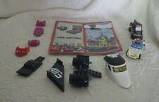 Lego Disney Cars #8638 Spy Jet Escape Mater Holly Etc. Incomplete