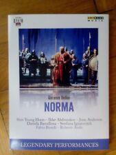 """DVD Bellini """"Norma"""" teatro Regio"""