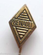 Uralt Anstecknadel --Renault--