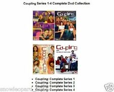 Coupling Complete Series 1 2 3 4 Dvd Season Collection All Episodes Sealed New