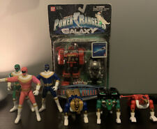 Power Rangers Lot Zeo And Lightspeed Rescue