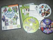 Sims 3: Starter Pack ( PC ) The Sims my sims