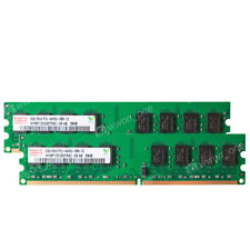 4Gb 2X2Gb Pc2-6400 Ddr2 800Mhz Memory for Hp Compaq dc5800 dc5850 dc7800 dc7900