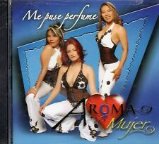 Aroma de Mujer Me Puse Perfume  CD New Sealed
