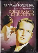 Paul Newman: DULCE PÁJARO DE JUVENTUD de  Richard Brooks.