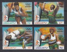 Vanuatu - Michel-Nr. 1121-1124 postfrisch/** (Olympiade / Olympische Spiele)