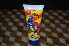 Mighty Morphin Power Rangers Suntan Lotion Sunscreen Original Vintage 1995 NEW