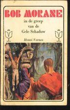 BOB MORANE EO 60s LE CHATIMENT de l'OMBRE JAUNE Edition Néerlandais Henri VERNES