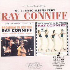 Broadway In Rhythm/Hollywood In Rhythm [Remaster] by Ray Conniff (CD,