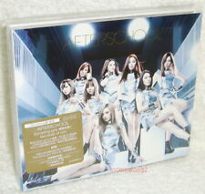 After School Rambling girls Because of you Taiwan Ltd CD+DVD+Card (Japanese)