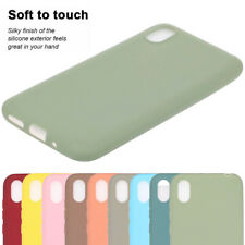 For Huawei Y5 Y6 Y7 Y9 Prime 2019 Soft Silicone TPU Matte Back Case Phone Cover