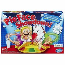 BRAND NEW & ORIGINAL Hasbro Pie Face Showdown
