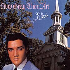 Elvis Presley - How Great Thou Art [New CD] Bonus Tracks