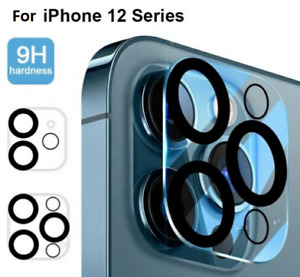 9H Camera Lens For iPhone 13 12 12 11 Pro Max Mini Case Protector Tempered Glass