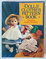 Clothes Sewing Pattern Book for All Types of Dolls~7 to 20 inches~Gadia-Smitley