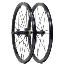 349 Wheelset 1-3 Speed Rear& Front For Brompton 3sixty Bike Ultralight 810g Jump
