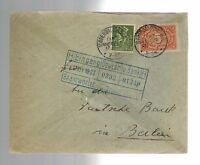 1922 Oberbaldingen Germany to Berlin Deutsche Bank Cover