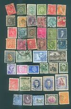 Mix used stamps #2