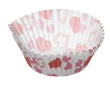 Fox Run Heart Disposable Bake Cups Heart Design