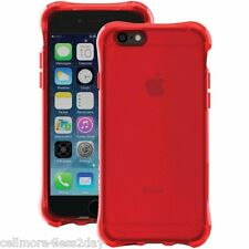 Apple iPhone 6/6S Ballistic Jewel Case - Ruby Red - SAME DAY SHIP@