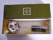 Louche Christofle Modèle Perles en Argent Plaqué Silver Silber