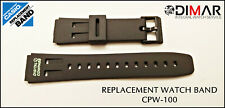 Replacement Watch Band Casio original Cpw-100.