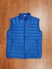 Patagonia Men's Down Sweater Vest Daunenweste blau Gr. M
