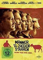 Männer, die auf Ziegen starren von Grant Heslov | DVD | Zustand sehr gut
