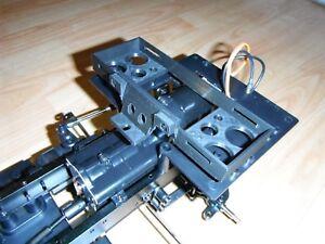 TAMIYA 1:14 RADIO CONTROL SCALE MODEL TRACTOR TRUCK BATTERY RE- LOCATION BOX