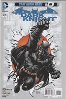 Batman The Dark Knight #0 Comic DC New 52 Comics VF