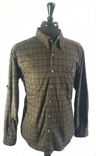 Columbia GRT Mens Fishing Hiking Shirt Size Large Long Sleeve Flannel