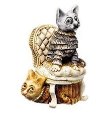 Harmony Kingdom Clair de Meow Mib